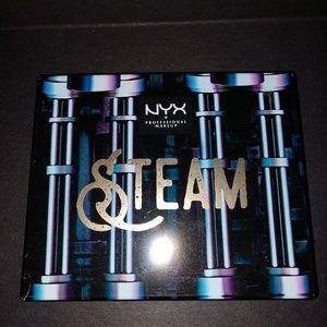New NYX Steam Eyeshadow Palette